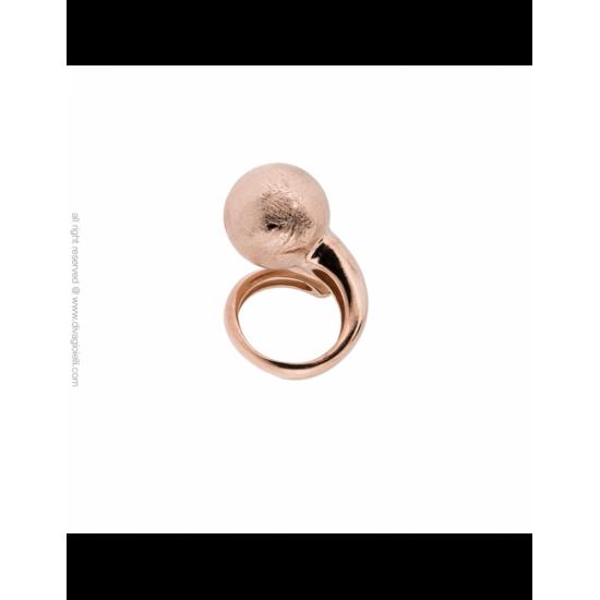 17293RM - Ring - Luce, rosé gold - 100012